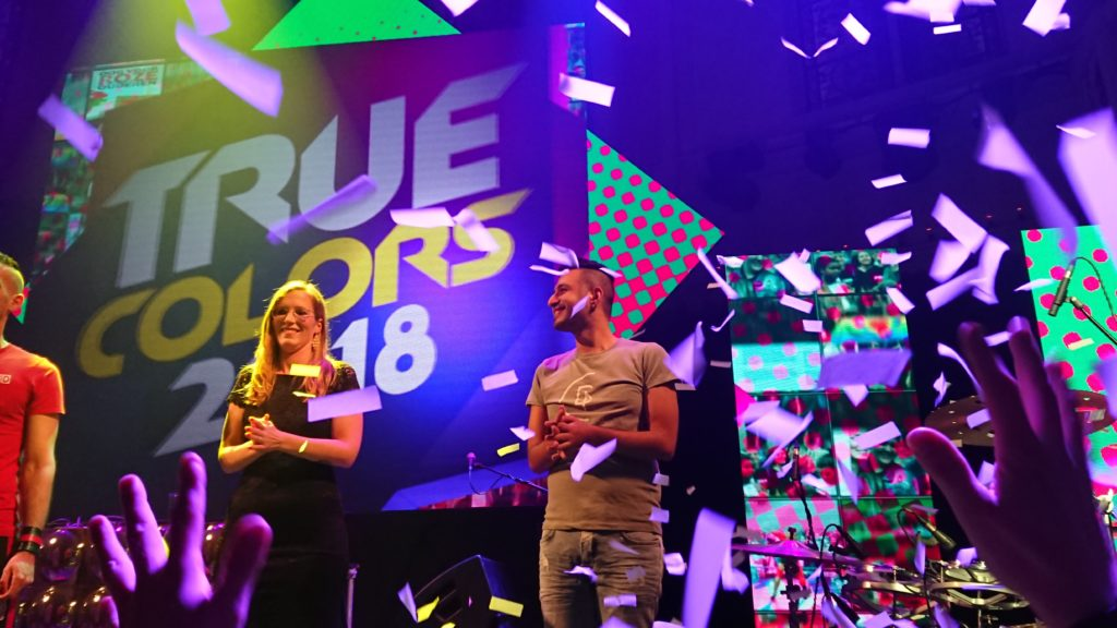 True Colors 2018 openning